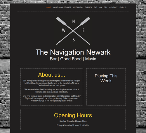 The Navigation Newark