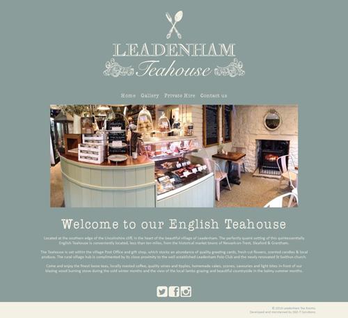 Leadenham Teahouse